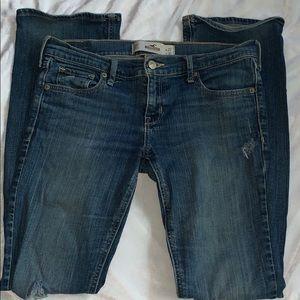 5S Hollister Junior Fit Venice Boot Jeans
